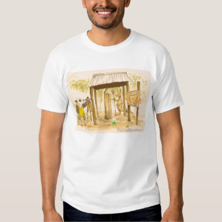 Smokin Kickers-Mount Nathan T Shirts