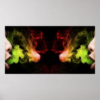 Smokin' Poster