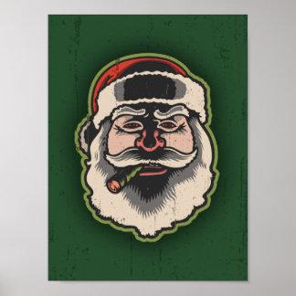 Smokin' Santa III Poster
