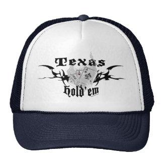 Smoking Aces Hat
