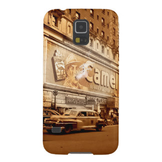 """""""Smoking"""" Camel Commercial in New York Case For Galaxy S5"""