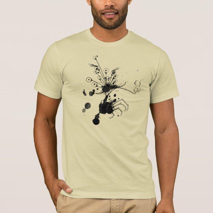 Smoking Crab T-Shirt