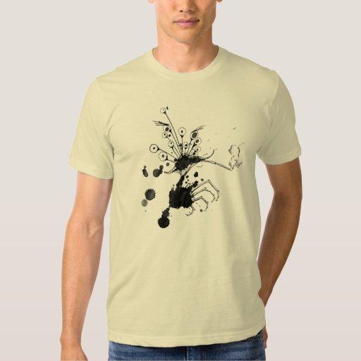 Smoking Crab T Shirts