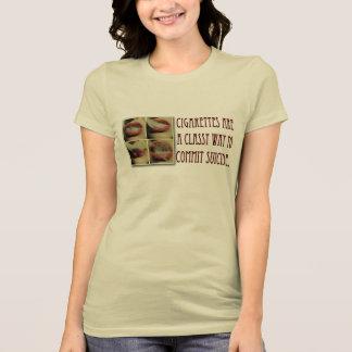 SMOKING LIPS T-Shirt