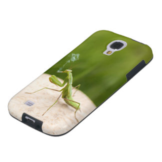 Smoking mantis galaxy s4 case