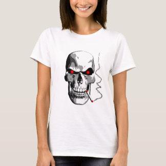 Smoking Skull T-Shirt