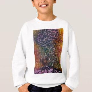 Smoking volcano sweatshirt