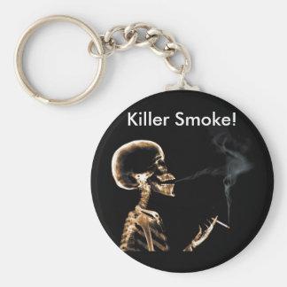 Smoking Will Kill You! - Keychain