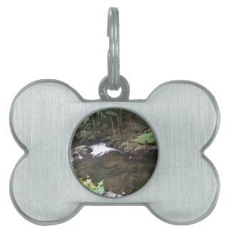 Smoky Mountain Creek Pet Tag