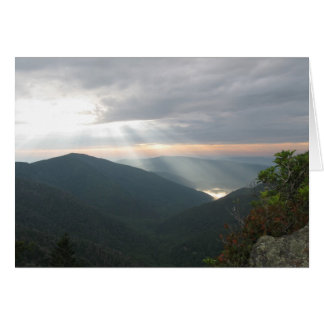 Smoky Mountains 002 Greeting Card