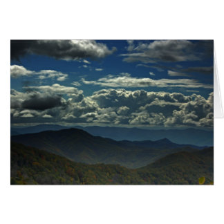 Smoky Mountains Card