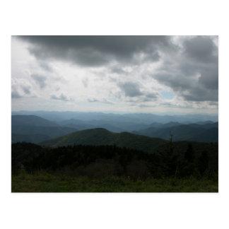 Smoky Mountains National Park Postcard