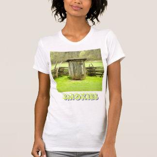 Smoky Mountains Outhouse Shirts