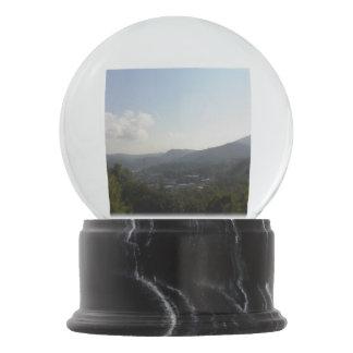 Smoky Mountains Snow lobe Snow Globe