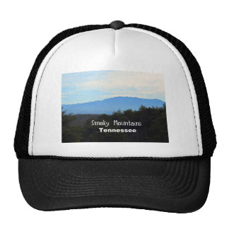 Smoky Mountains, Tennessee Mesh Hat