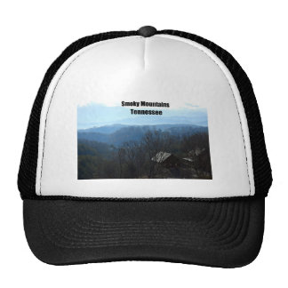 Smoky Mountains, Tennessee Mesh Hats