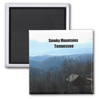 Smoky Mountains, Tennessee Magnet