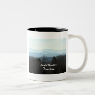 Smoky Mountains, Tennessee Coffee Mugs