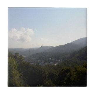 Smoky Mountains Trivet Tile 2