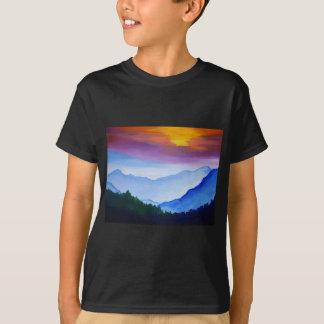 smoky mtn sunset T-Shirt