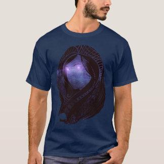 Smoldering gaze T-Shirt