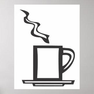 Smooth Coffee Mug Poster
