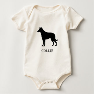 Smooth Collie Baby Bodysuit