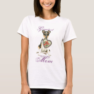 Smooth Collie Heart Mom T-Shirt
