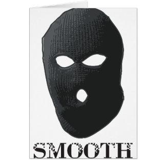 Smooth Criminal Greeting Card