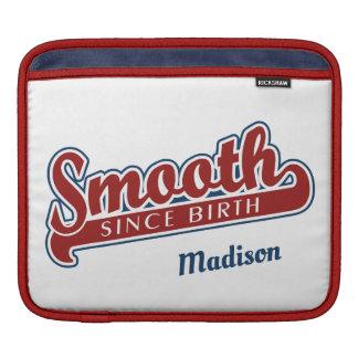 SMOOTH custom name device sleeves