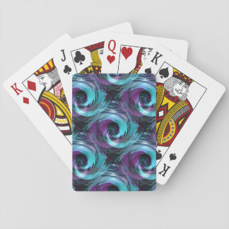 Smooth dancin'.... playing cards