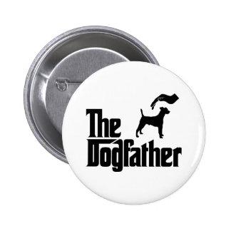 Smooth Fox Terrier Button