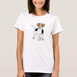 smooth fox terrier cartoon T-Shirt