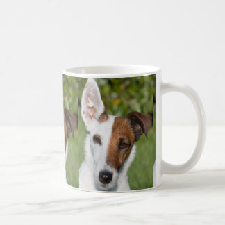 smooth fox-terrier coffee mug