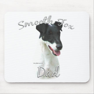 Smooth Fox Terrier Dad 2 Mouse Pad