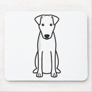 Smooth Fox Terrier Dog Cartoon Mousepads