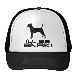 Smooth Fox Terrier Mesh Hats