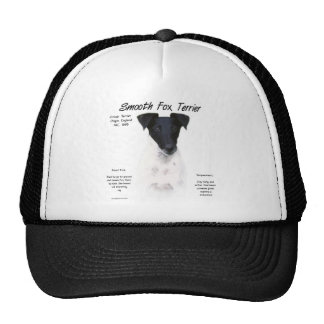 Smooth Fox Terrier History Design Trucker Hat
