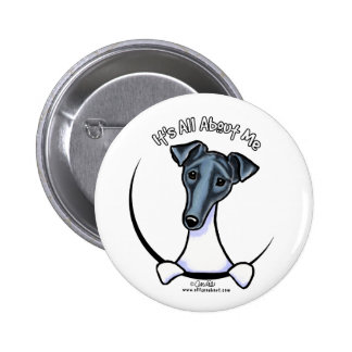Smooth Fox Terrier IAAM Pinback Buttons