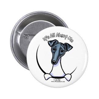 Smooth Fox Terrier IAAM Pinback Buttons