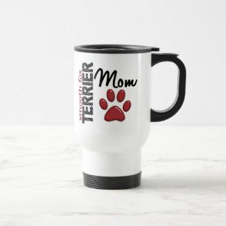 Smooth Fox Terrier Mom 2 Stainless Steel Travel Mug