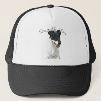 Smooth Fox Terrier Mom 2 Trucker Hat