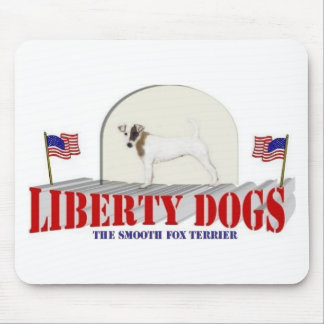 Smooth Fox Terrier Mouse Pads