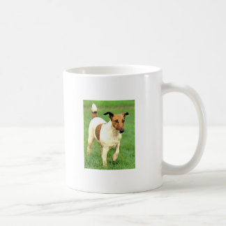 Smooth Fox Terrier Classic White Coffee Mug