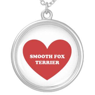 Smooth Fox Terrier Custom Jewelry