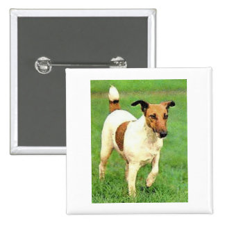 Smooth Fox Terrier Pin