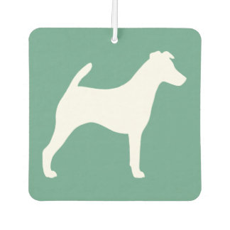 Smooth Fox Terrier Silhouette