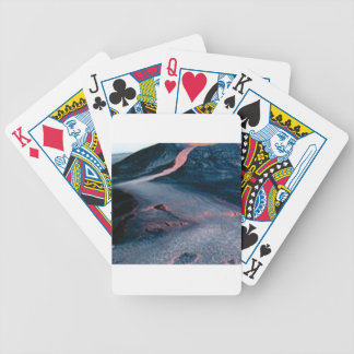 smooth lava river bicycle playing cards