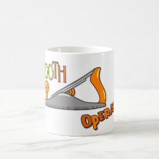 Smooth Operator fun mug for the DIY-er