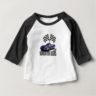 smooth ride blue baby T-Shirt